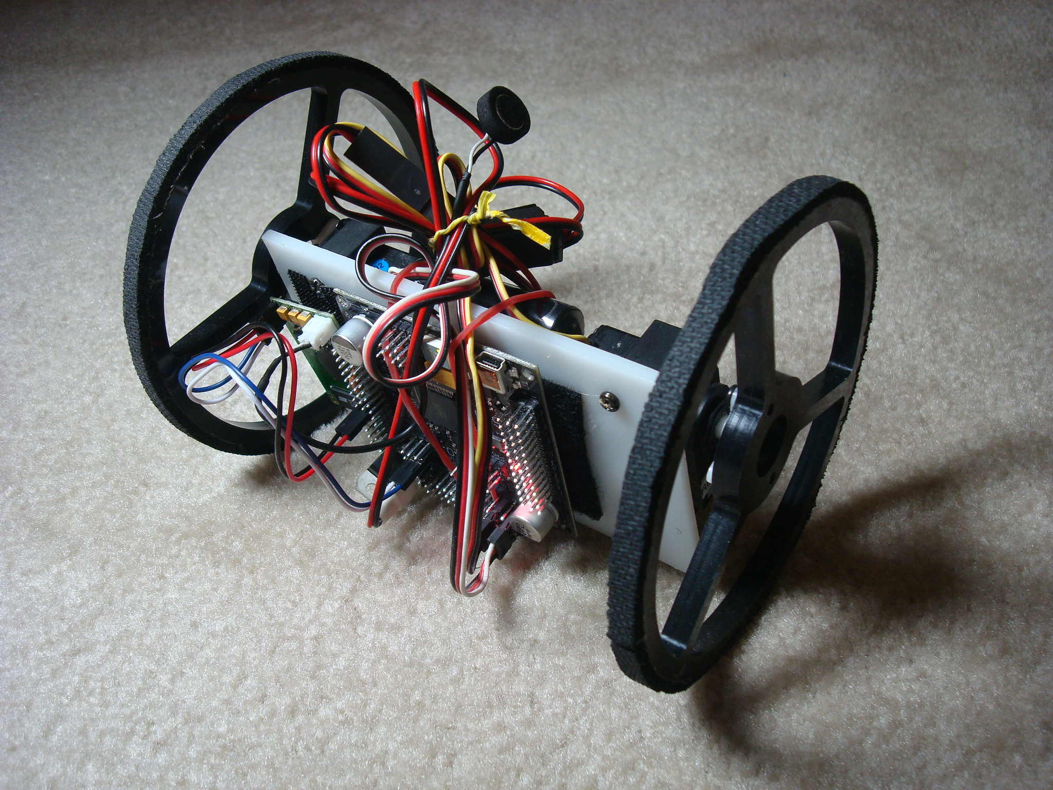 Make a Voice Controlled Robot