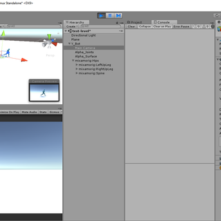Unity 2.5D Character Control in Platform Side-scrolling Game