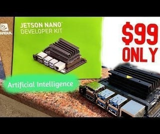 Nvidia Jetson Nano Tutorial | First Look With AI & ML