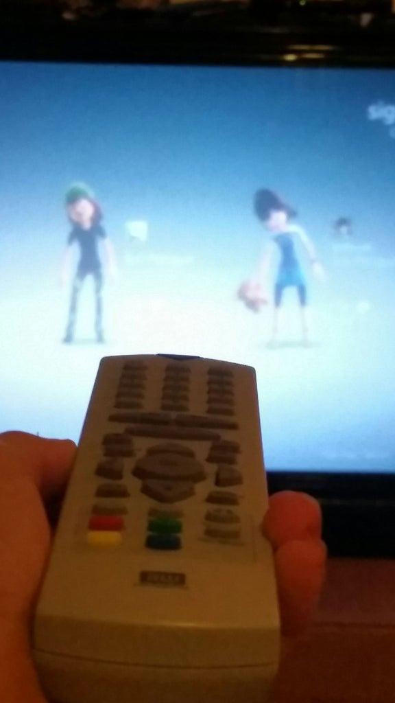Bad Remote