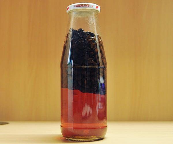 How to Make Coffee Liqueur Easily!