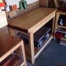 Carpenter's Workbench Build