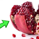 How to Cut or Open Pomegranate