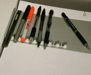 Pen Organizer for Form Holders