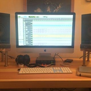 IKEA Hack: 15 Minute Desktop Speaker Stands