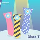 Disco Tie With TinkerGen Glint
