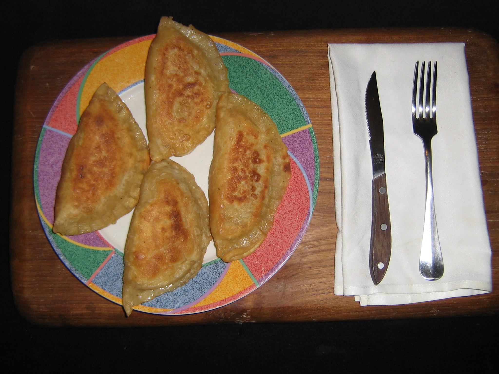 Easy No Egg  Ravioli/Perogi  Dough