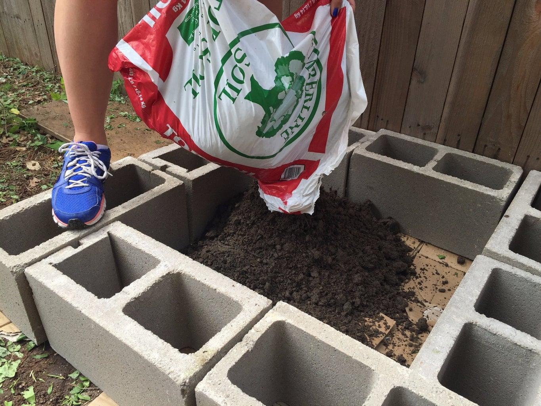 Pour the Soil