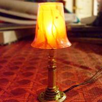Mini Steampunk Lamp