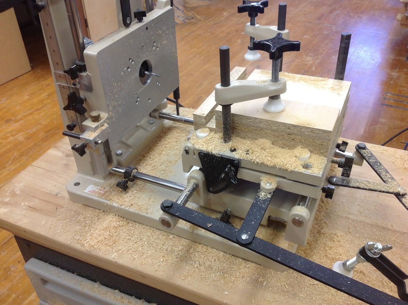 Materials and Machine Setup