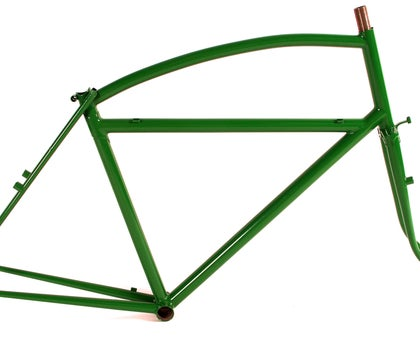 Build a Bicycle Frame
