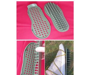 3D印刷曝气机凉鞋