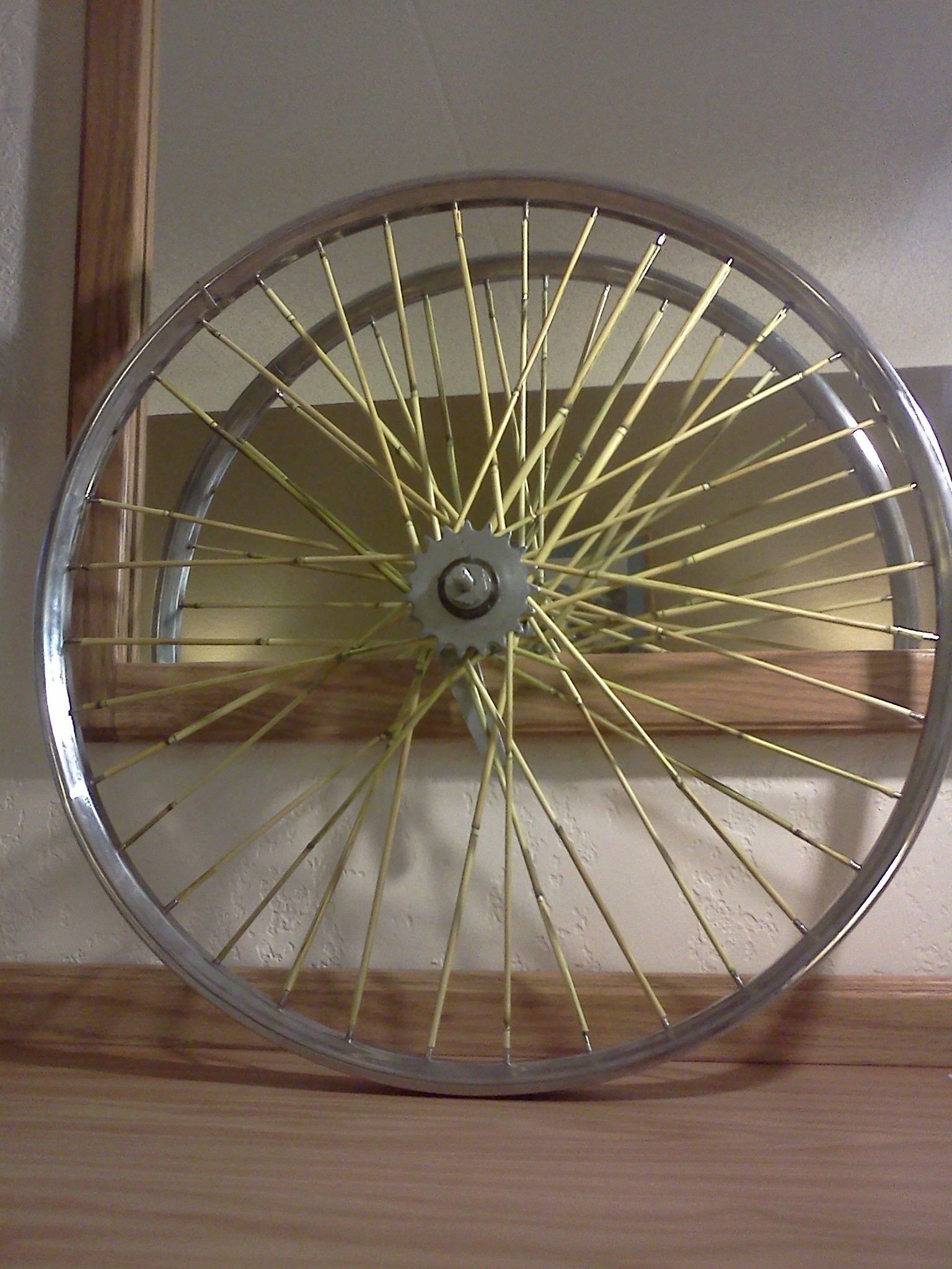 Bamboo / Reed Rims