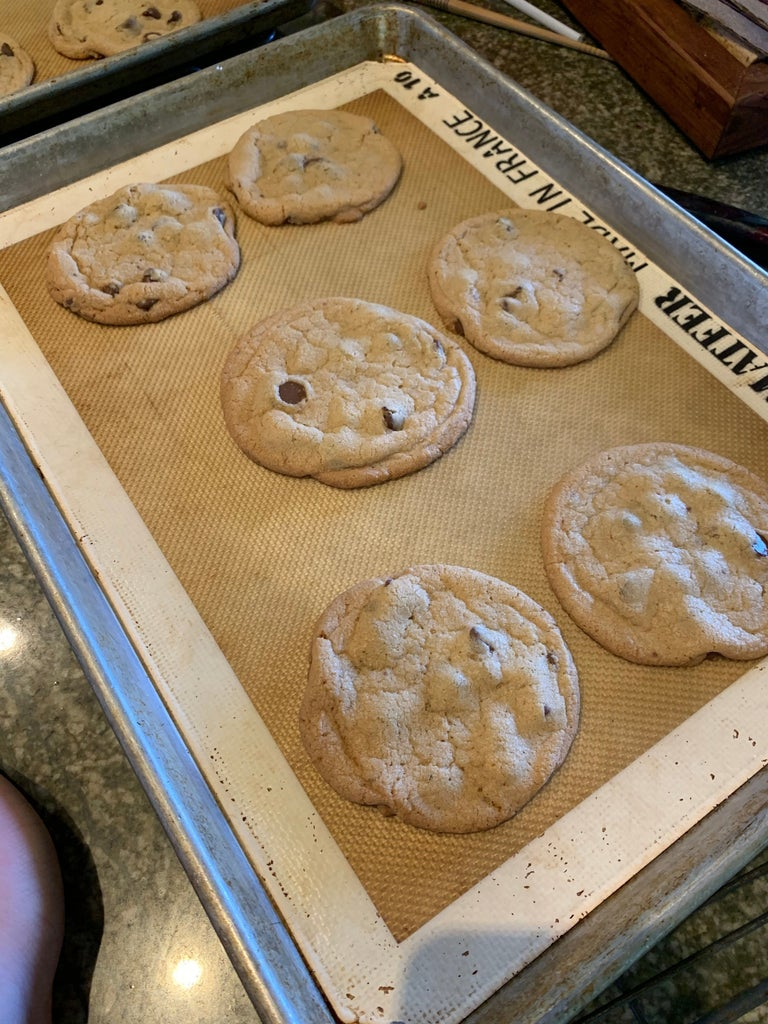 Allow Cookies to Cool