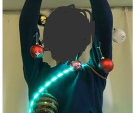 """Beautiful"" Christmas Tree Sweater"
