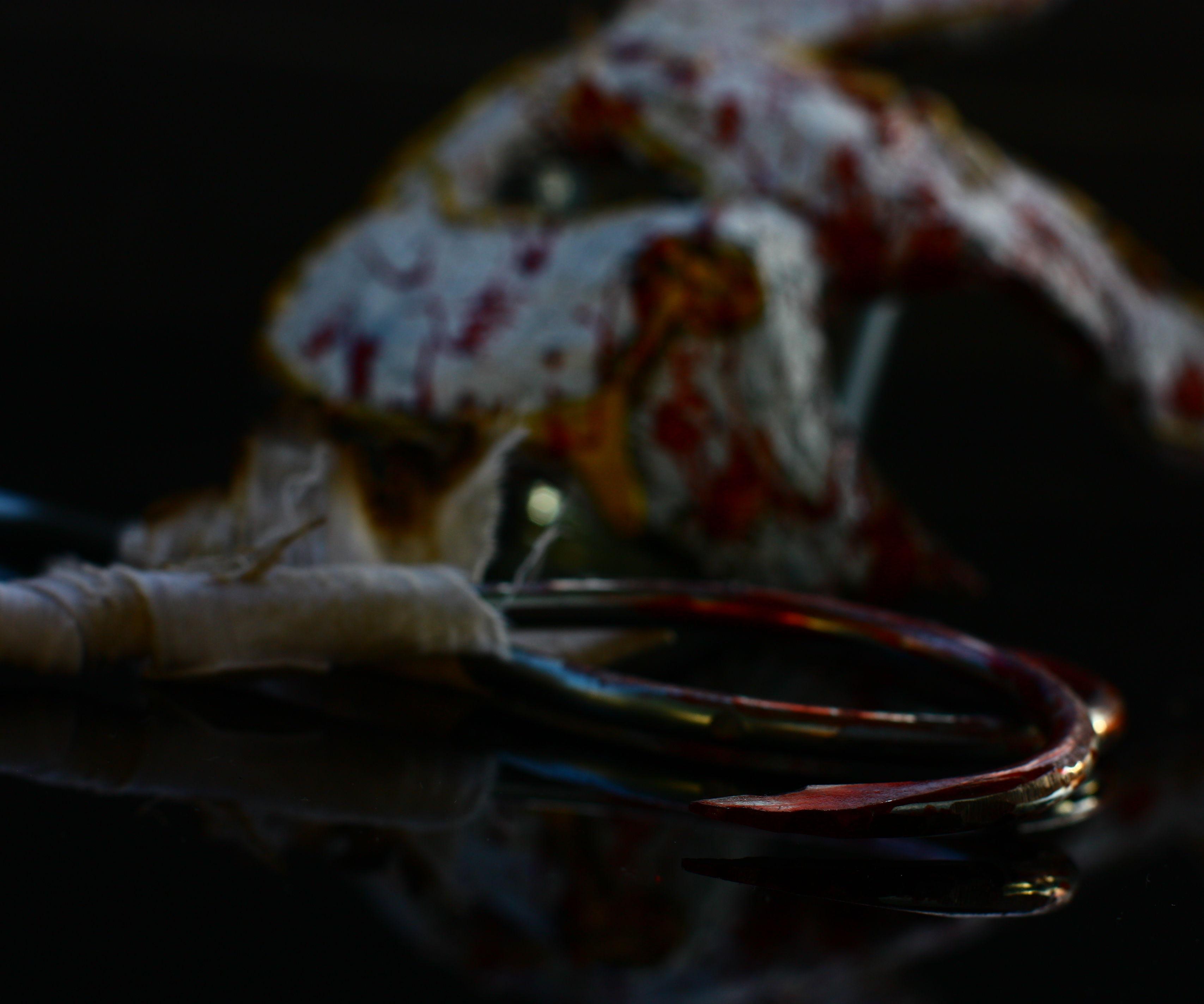 Bioshock Splicer Meat Hooks