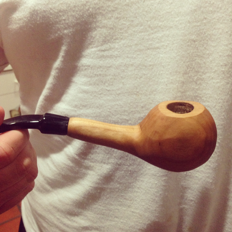 Handmade Tobacco Pipe