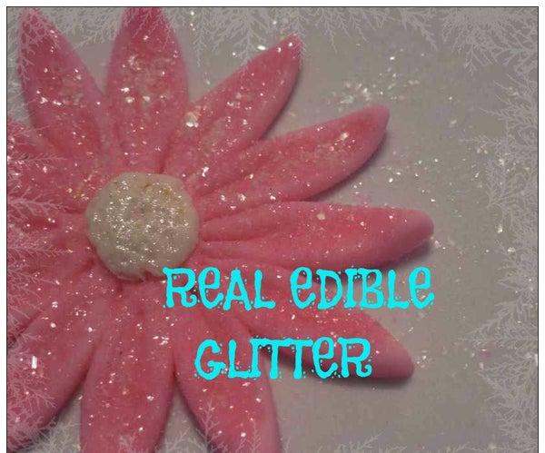 Real Edible Glitter !
