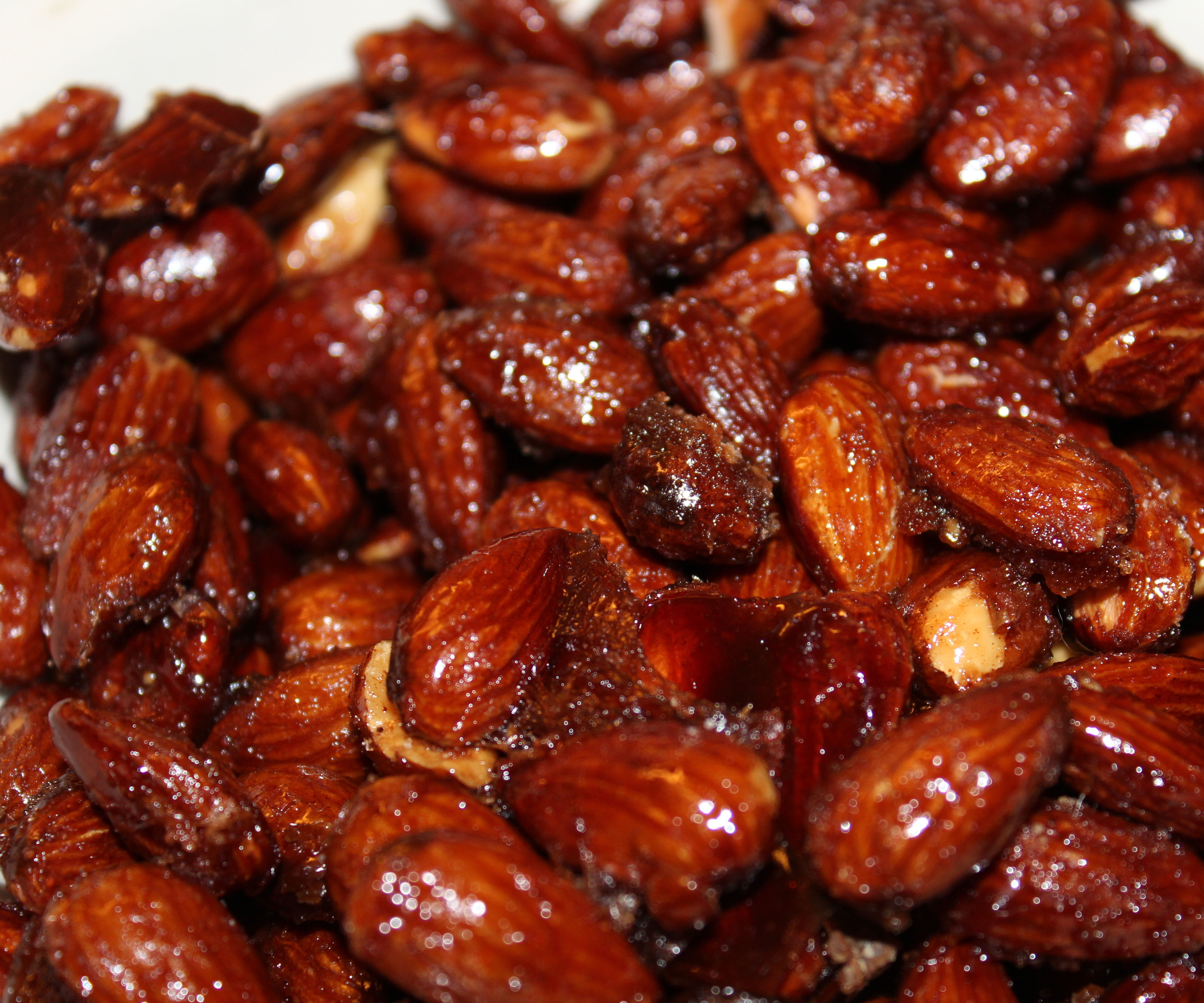 How to Make Cinnamon Almonds