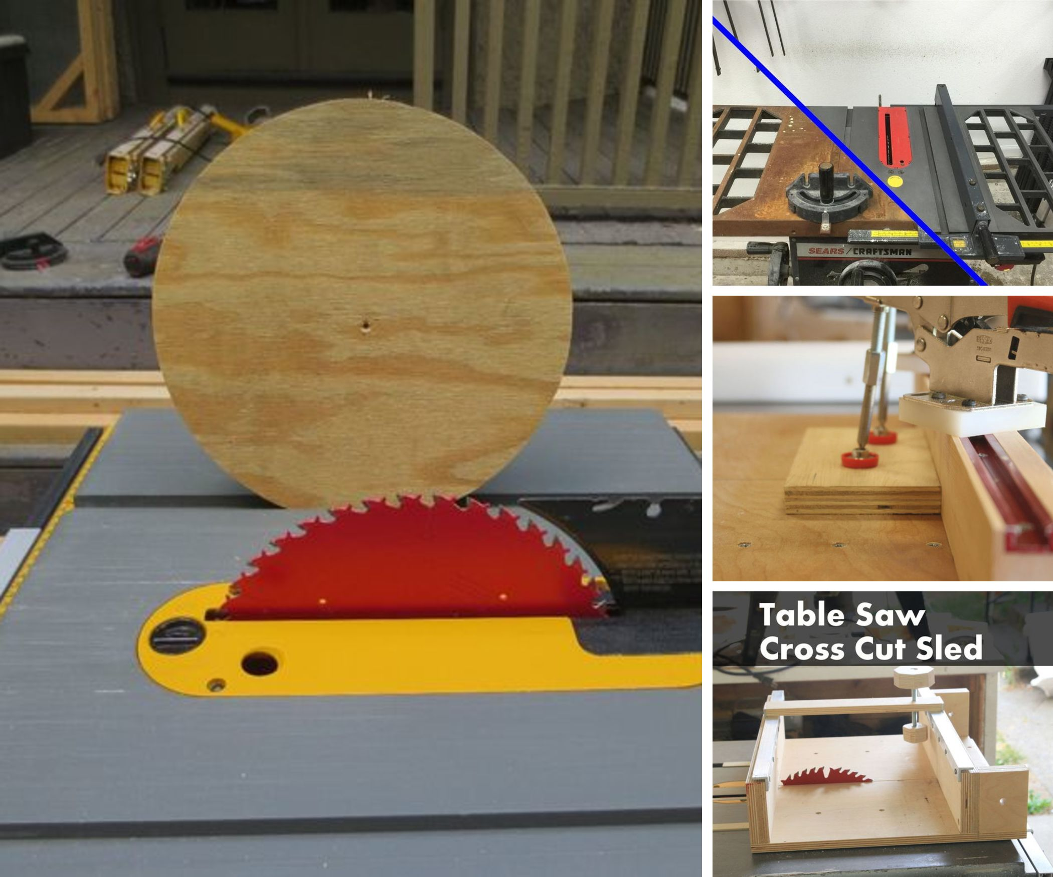 15 Genius Table Saw Mods