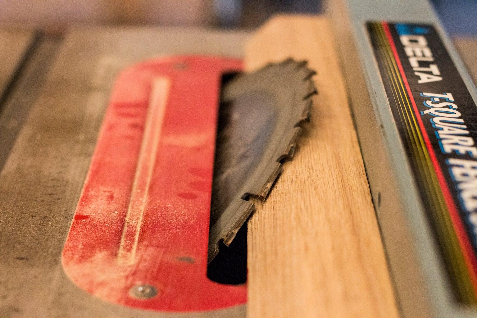 Cutting Cleats