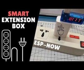 带ESP-NOW协议的智能扩展盒
