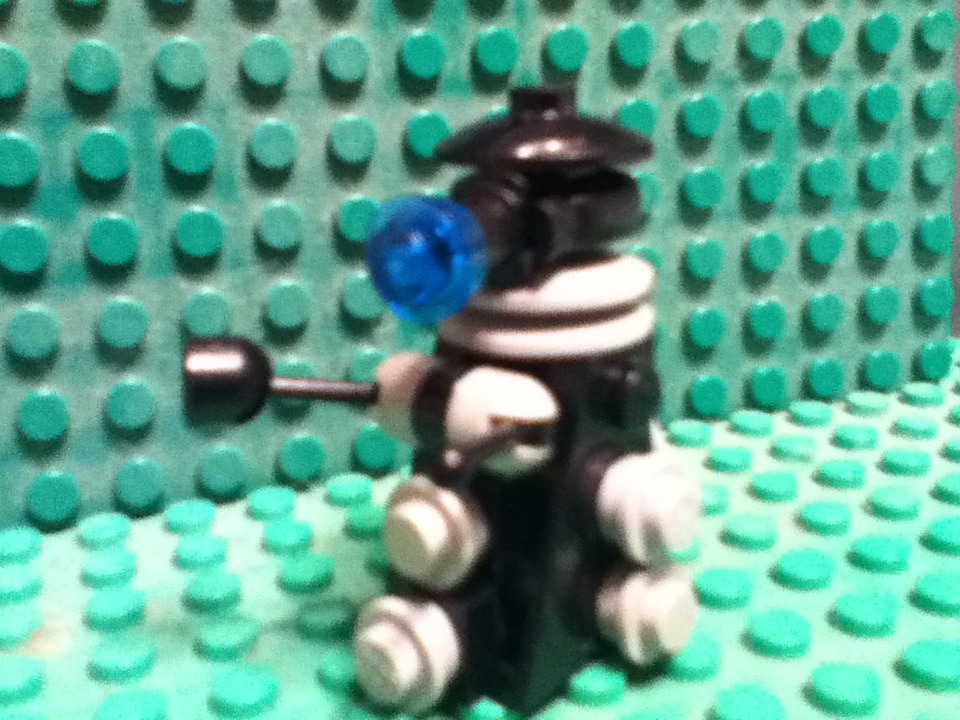 How To Build A Lego Dalek