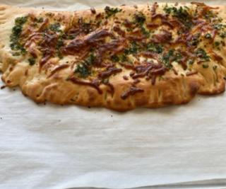 如何制作美味的大蒜面包