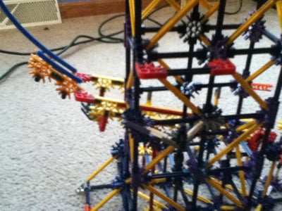 Steel - a K'Nex Ball Machine (FINISHED)