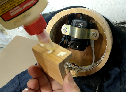 Adding the Bottom Support
