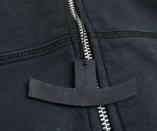 EZip (Zipper Attachment for People With Arthritis)