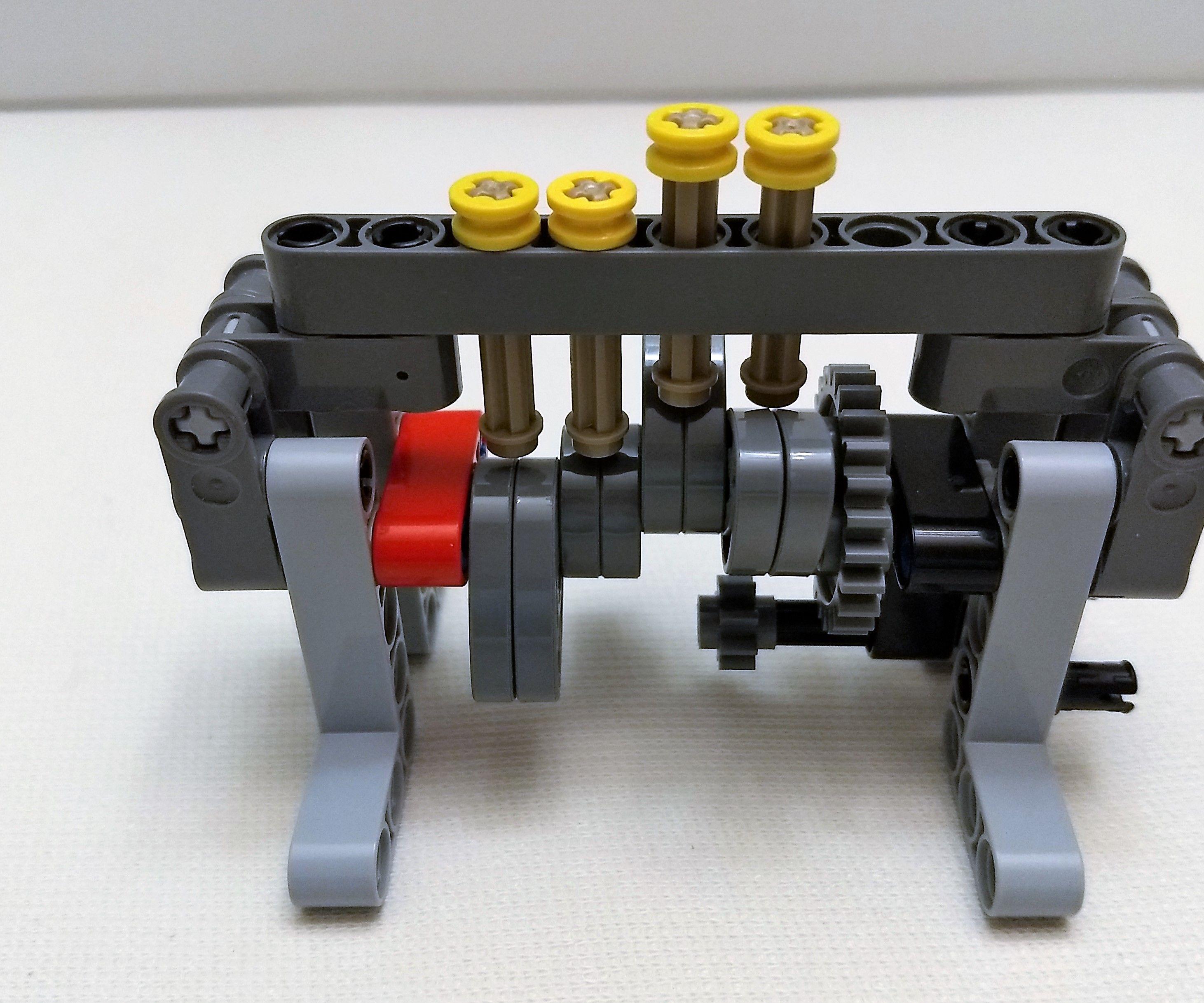 Car Engine Cam & Follower