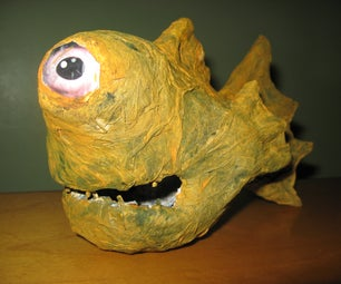 Cyclops Goldfish