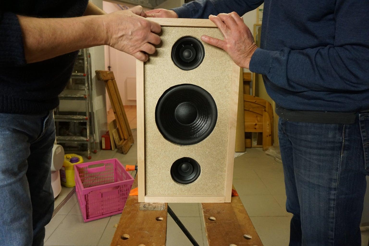 Diy Bluetooth Boombox/Speaker