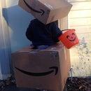 Amazon Delivery Box Costume