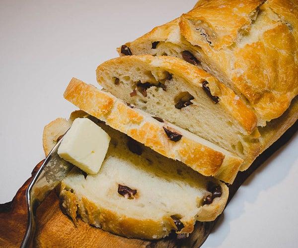 Savory Olive Bread