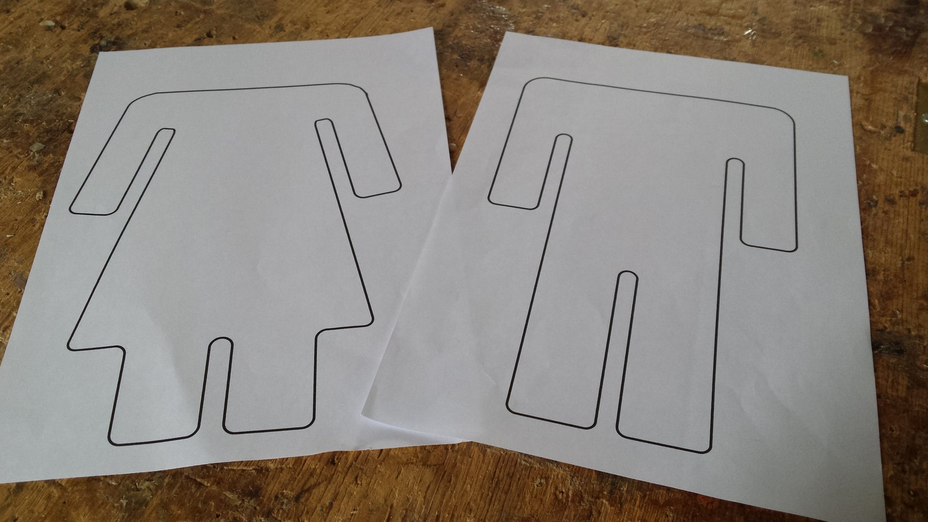 Making the Templates