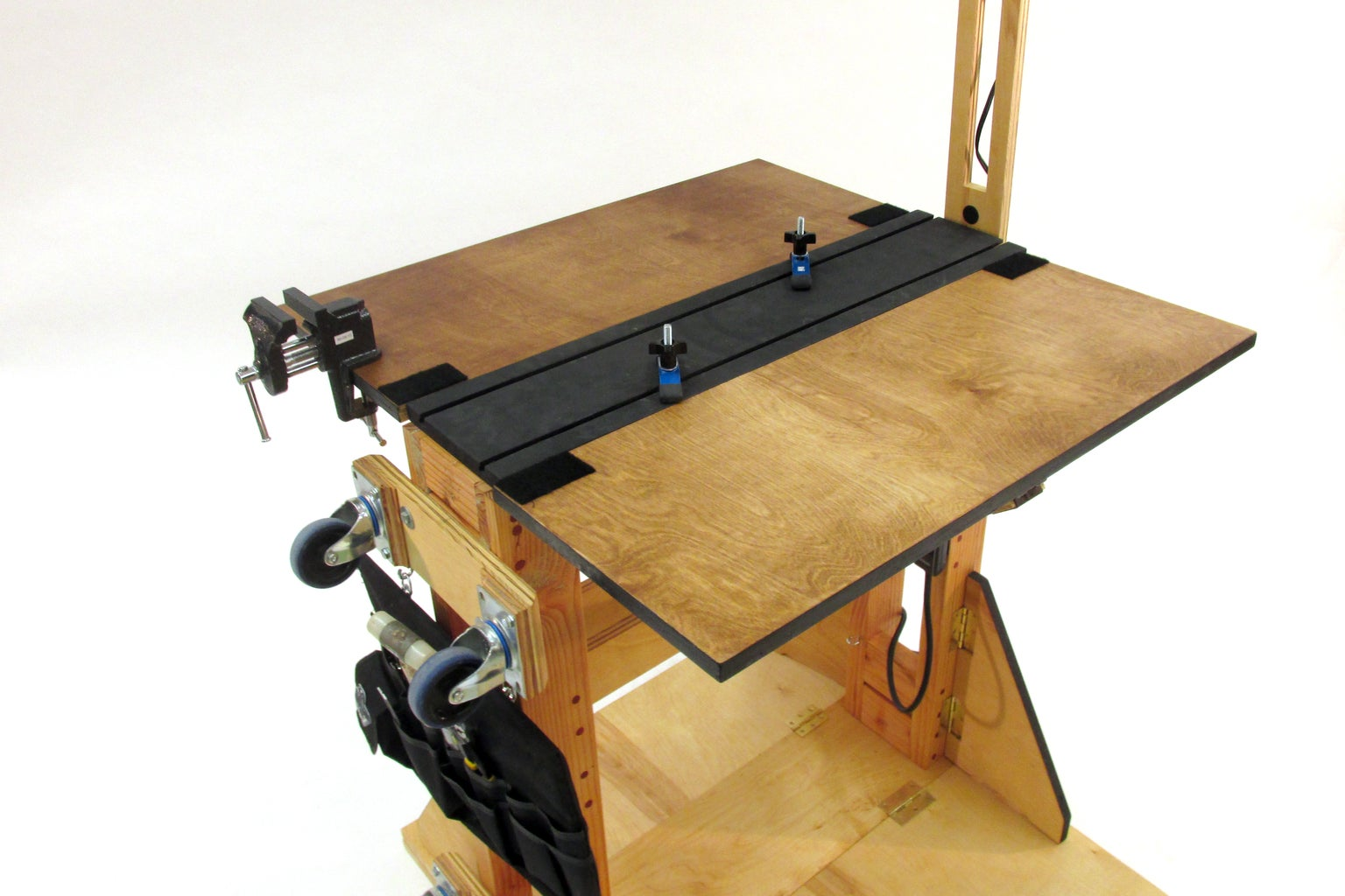 Optional Specialized Table Top #1 the Work Holder