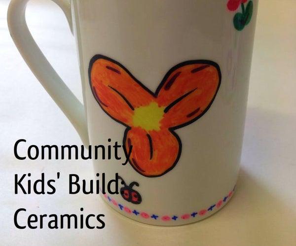 Community Kids' Build: Ceramics