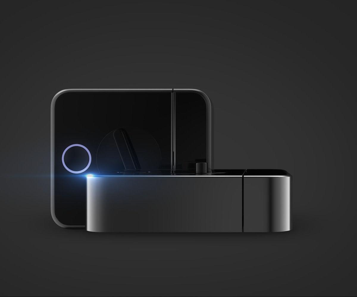 Smart Lock using Intel Edison