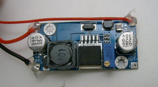 Wires With Strain Relief