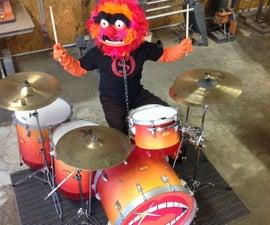 Animal (Muppet) - Costume