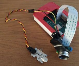 Raspberry Pi DIY Remote Intruder Detector System With Telegram