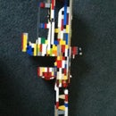 Full Size Lego Rifle With Mini Working Crossbow