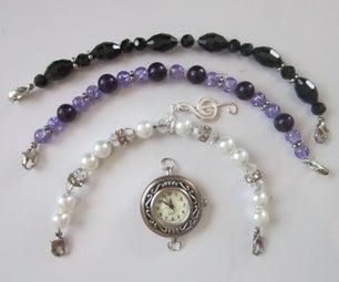 Interchangeable Bracelet Watch