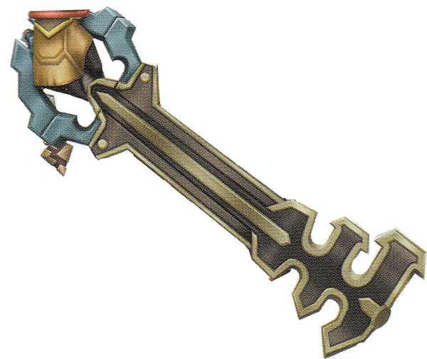 Terra Keyblade