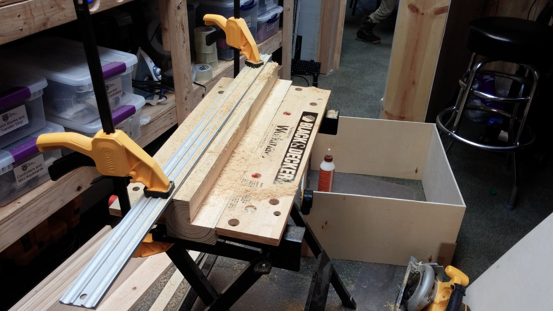 Making Table Legs