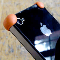 Sugru iPhone Bumper