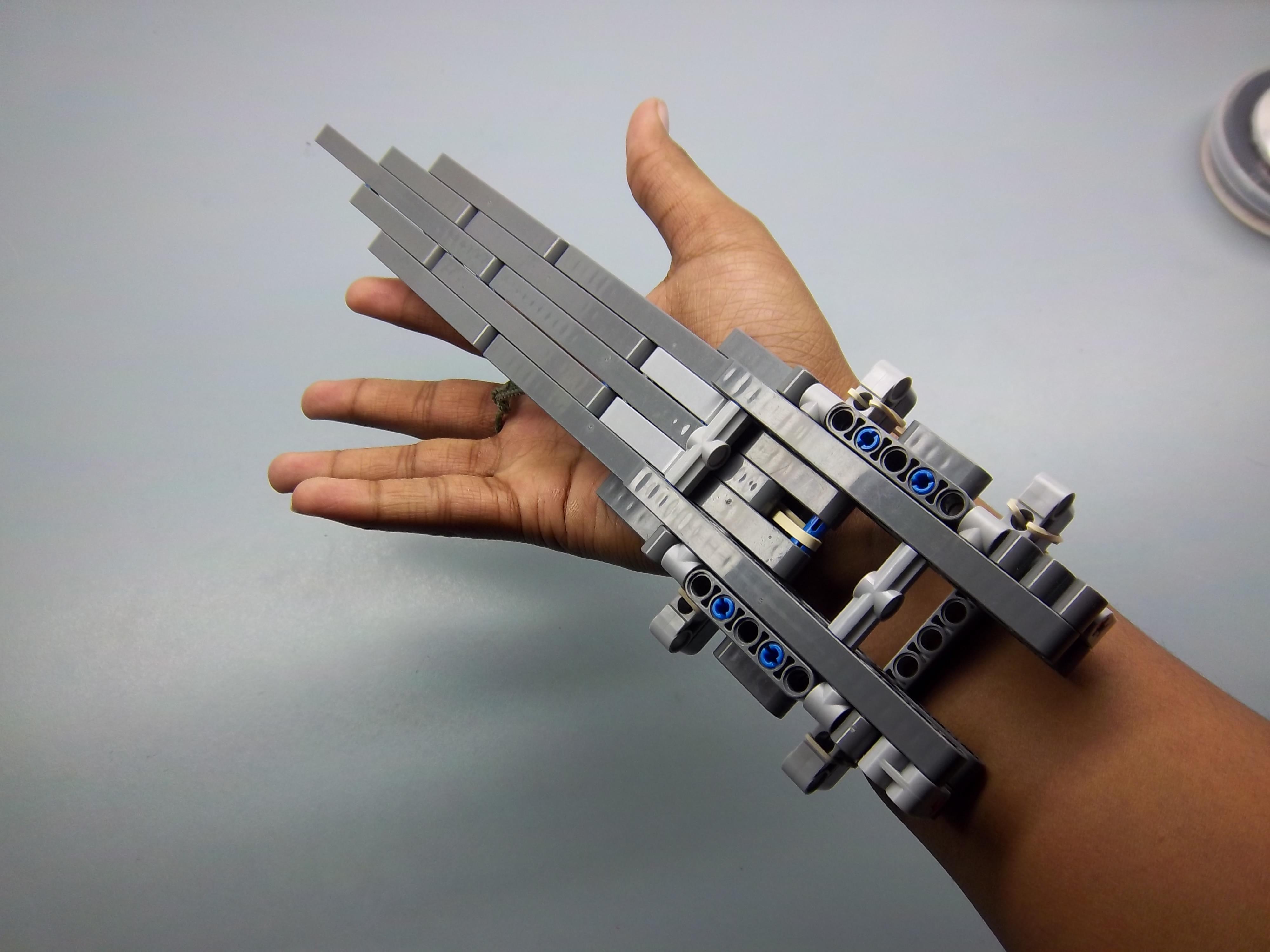 Assassin's Creed LEGO Hidden Blade