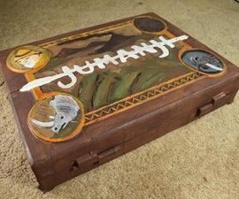 3D Printed Jumanji Game Board